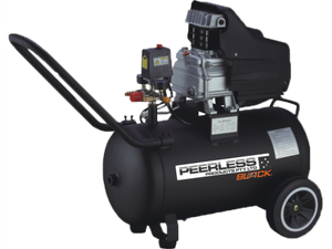Peerless Black PB2500 30ltr Air Compressor 2.5HP
