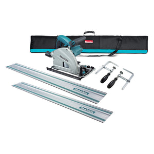 "Makita SP6000JT2 165mm (7"") Plunge Cut Circular Saw Kit"