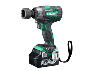 Hitachi WR18DBDL2(H4) 18V Slide Brushless IP56 Impact Wrench