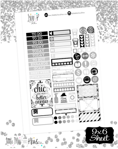 Neutral Chic #1 <Sticker Kit>