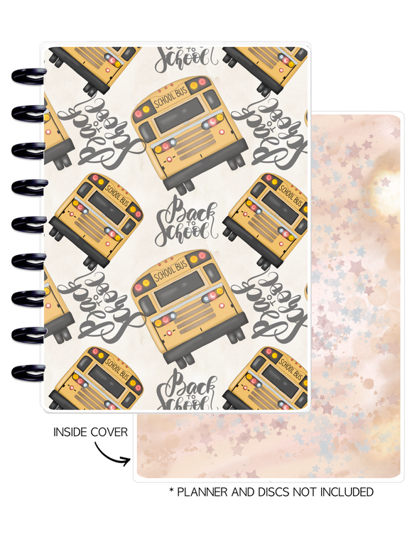 Cover Set of BACK 2 SCHOOL <Double Sided Print>