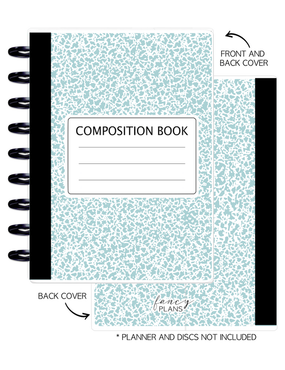 Cover Set of TEAL COMP  <Double Sided Print>