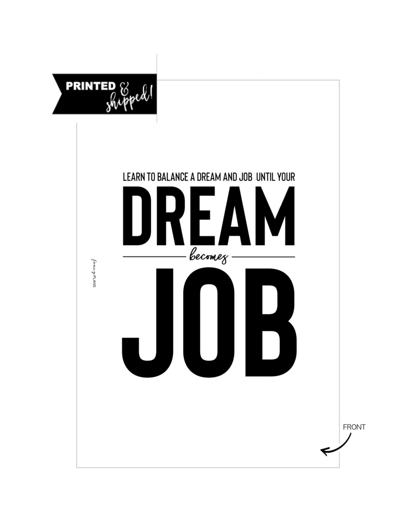 Printed Quote Dashboard [ DREAM JOB ]