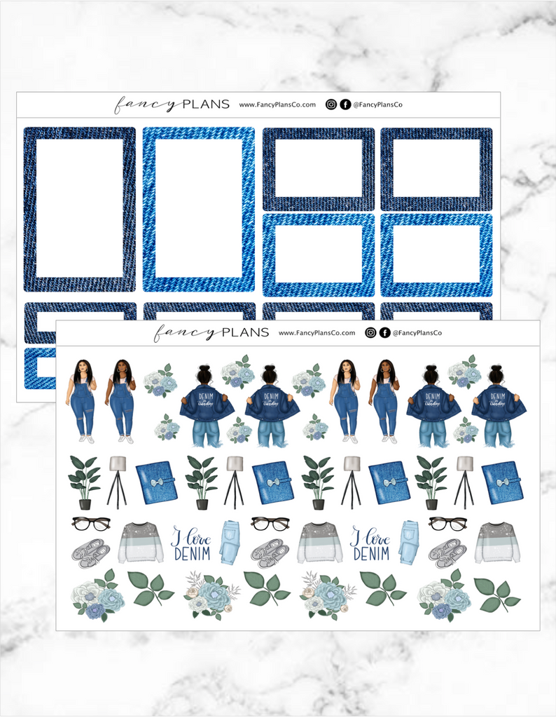 Denim Dreams DENIM | BOXES + ICONS
