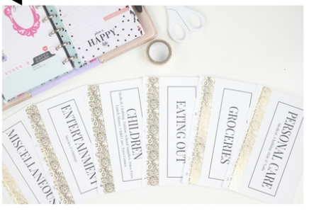Coupon Envelopes <Printables>