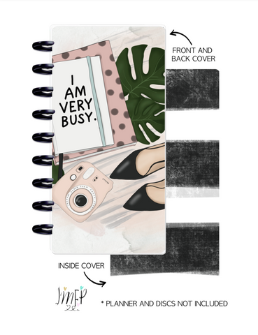 Half Sheet Cover Set of 2 <Double Sided Print> Blog Babe2