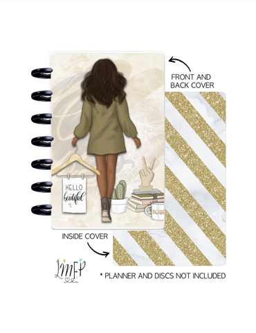 Mini Cover Set of 2 <Double Sided Print> Independent Women