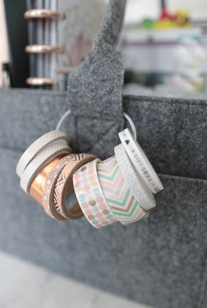 Washi Storage Ring