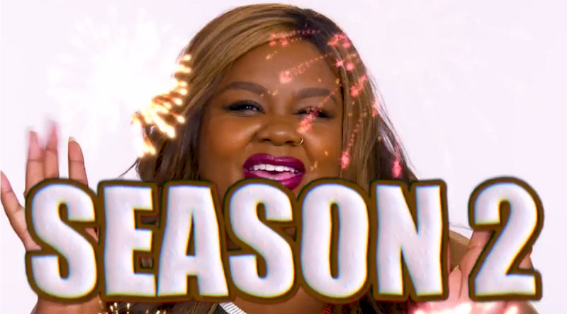 Jacques Torres and Nicole Byer - Nailed It! Season 2