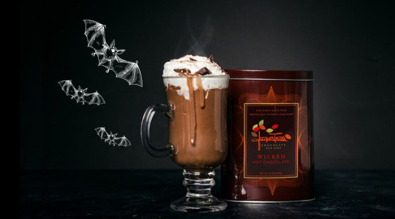 Jacques' Wicked Hot Chocolate