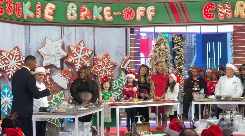 Good Morning America Christmas Special: Jacques vs Buddy Valastro