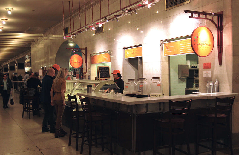 Jacques Torres Ice Cream - Grand Central Location