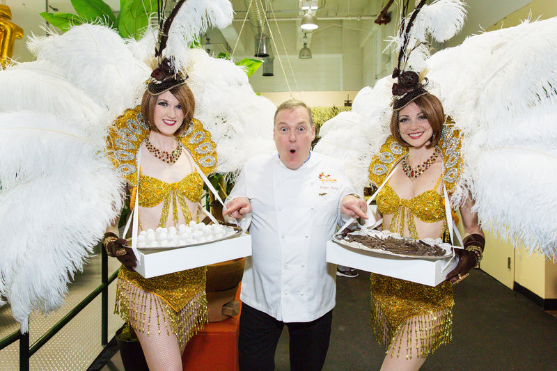 Jacques Torres Celebrates his Grand Opening