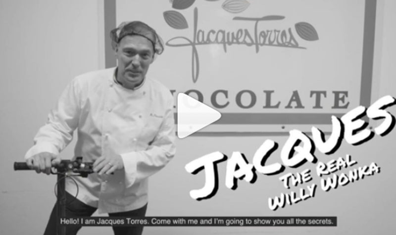 The Sweet Life of Jacques torres
