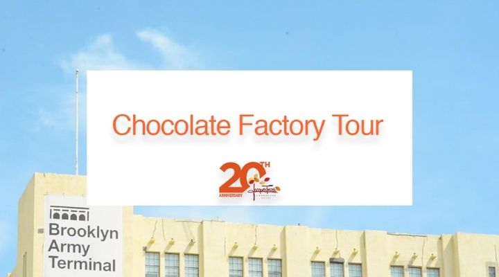 Jacques Torres Chocolate Brooklyn Factory Tour