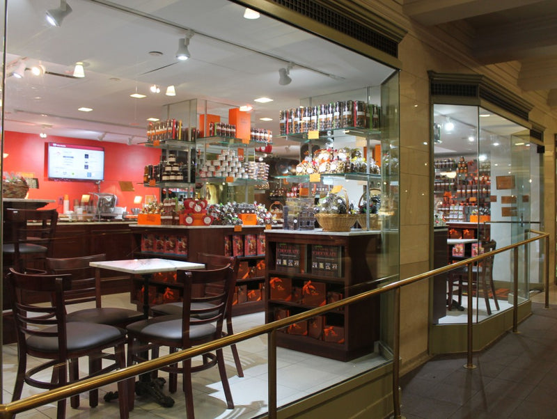 Jacques Torres Chocolate - Grand Central Terminal Location