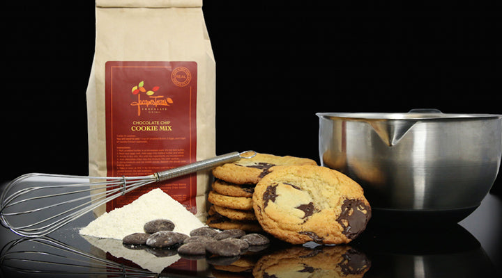 Jacques' Chocolate Chip Cookie Mix