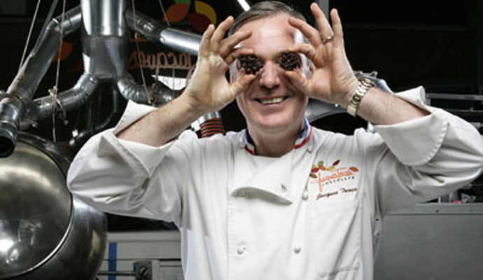 Mr. Chocolate - Jacques Torres