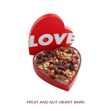 Fruit and Heart Nut Box