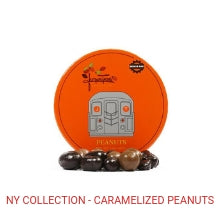 NY COLLECTION - CARAMELIZED PEANUTS