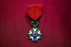 French Chevalier of the Legion of Honor Medal