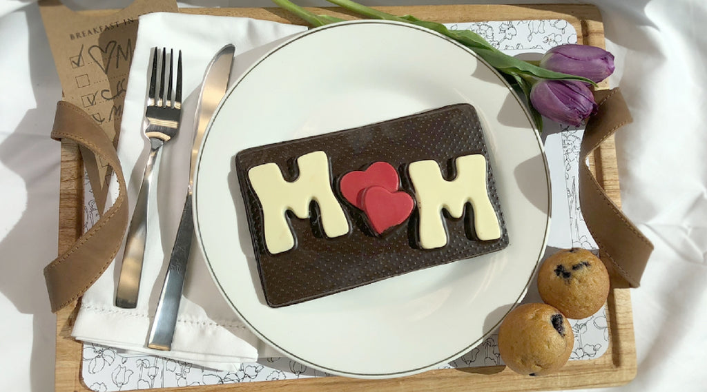 Jacques Torres Chocolate - MOM Plaque