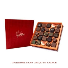 Jacques Choice Valentines Day Edition
