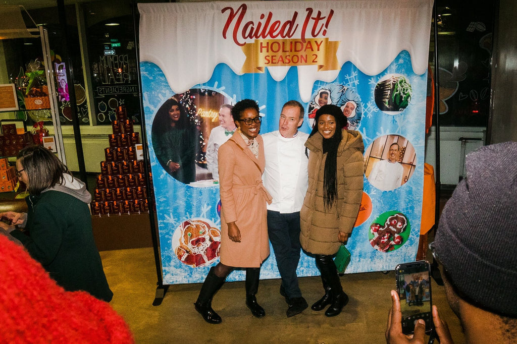 Nailed It! Holiday! Event