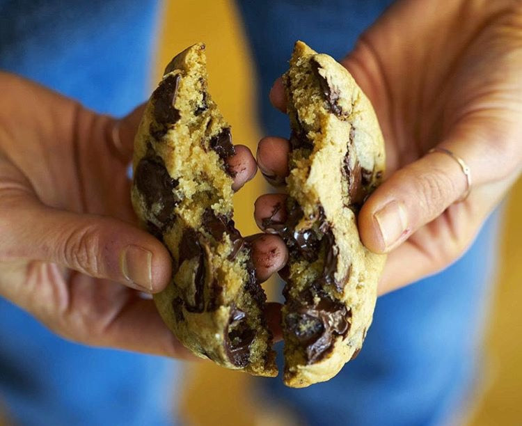 Jacques Torres Chocolate Chip Cookie Goodness