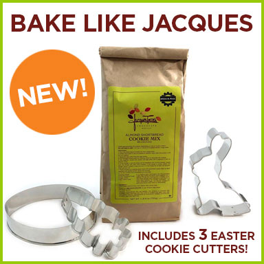 Easter Almond Shortbread Cookie Mix by Jacques Torres