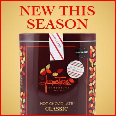 New This Season - Classic Candy Cane Hot Chocolate