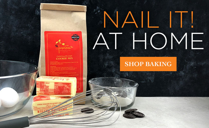 Nail it at Home with Jacques Torres Baking