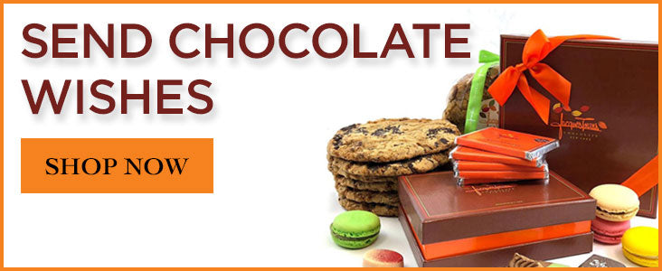 Send Birthday Wishes with Jacques Torres Chocolate Birthday Bundles