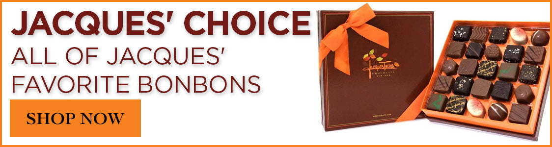 Jacques Choice All of Jacques Favorite Bonbons in one box