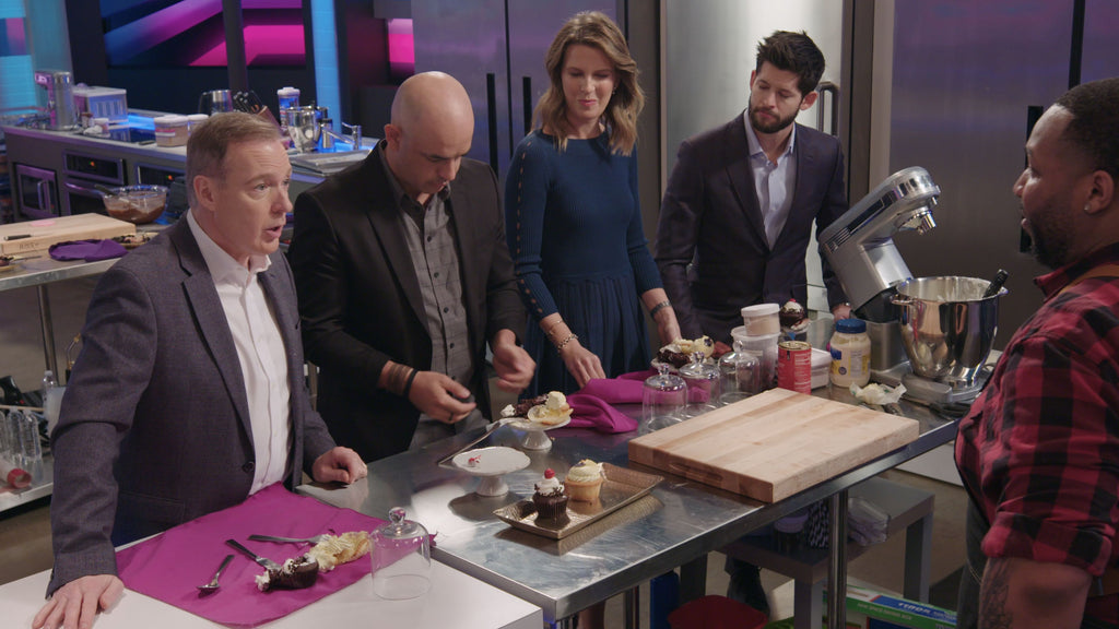 Jacques Torres on Netflix Sugar Rush