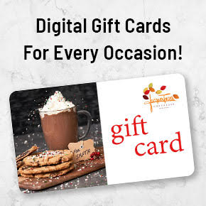 Digital Gift Cards with Hot Chocolate image