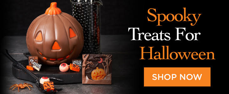 Spooky Halloween Treats from Jacques Torres Chocolate