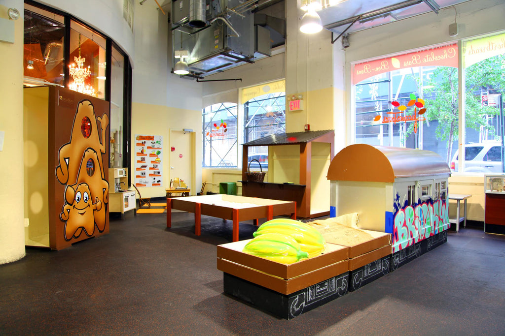 Choco-Story Museum – Kid's Experience Space