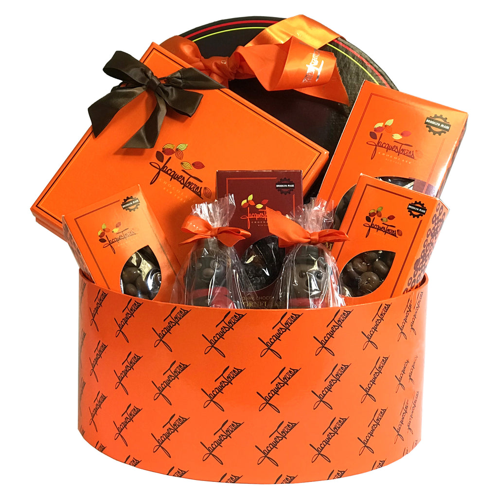 Jacques' Holiday Celebration Gourmet Chocolate Gift Box by Jacques Torres