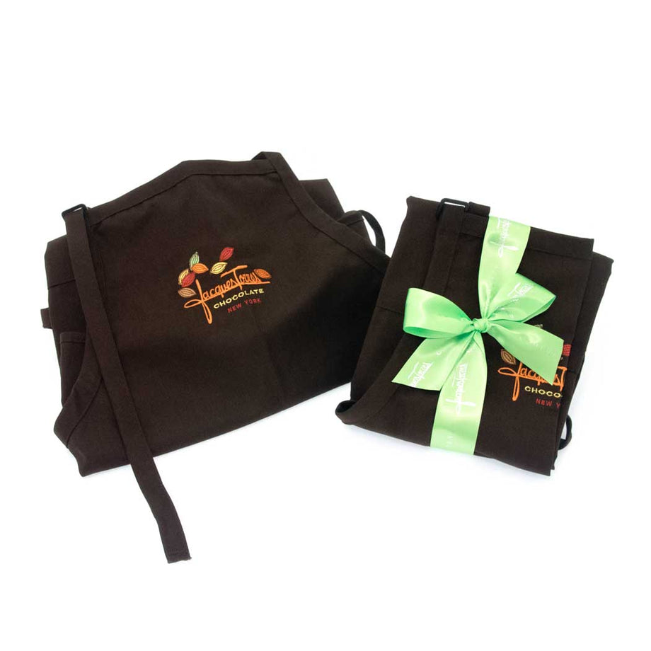 Child and Adult Jacques Torres Chocolate Apron