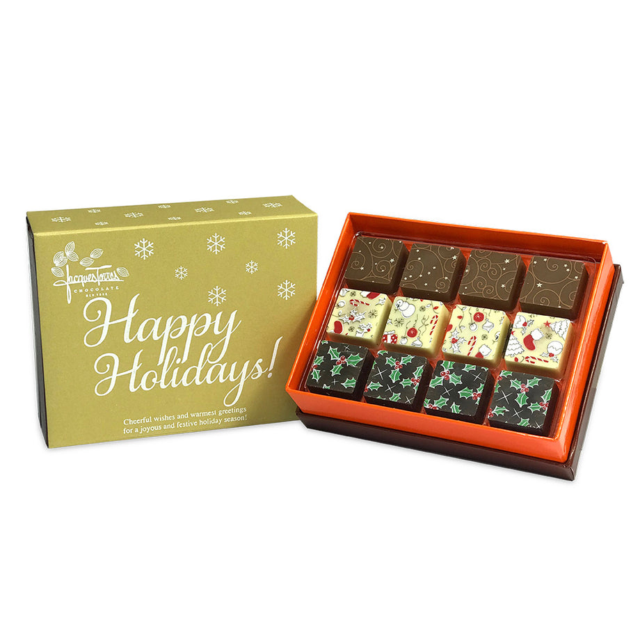 12 pc - Specialty Happy Holidays BonBons