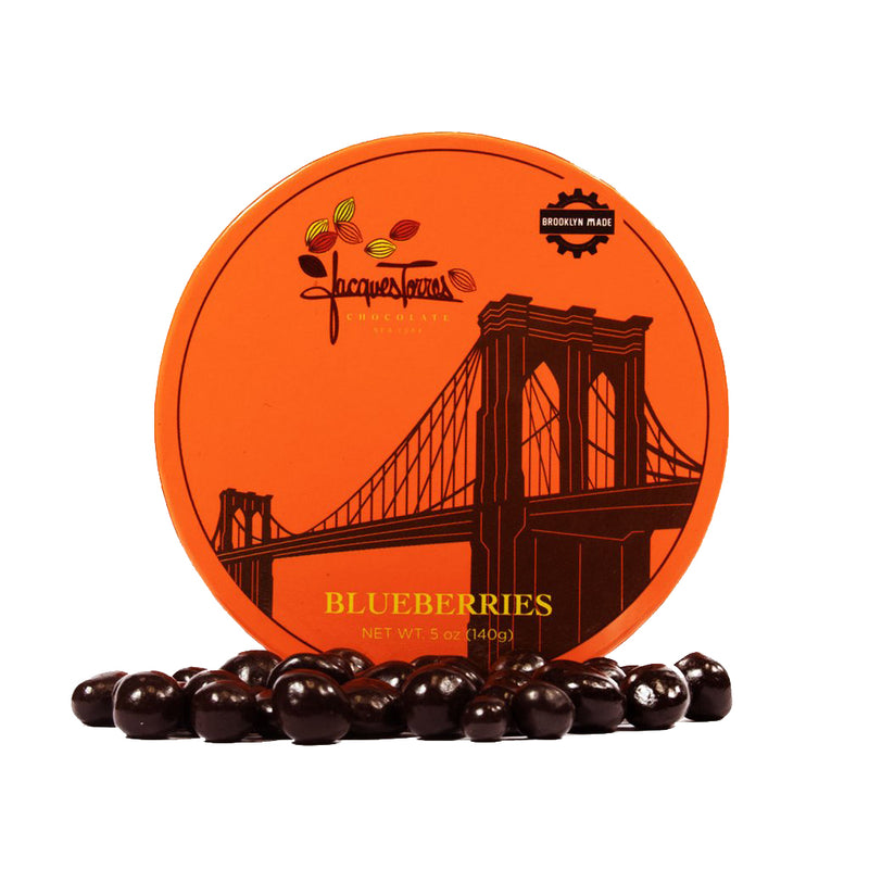 NY Collection - Chocolate Covered Blueberries by Jacques Torres