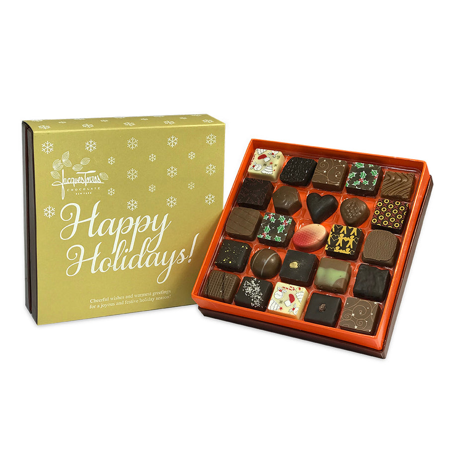 25 pc & 50 pc Jacques' Choice Holiday Edition