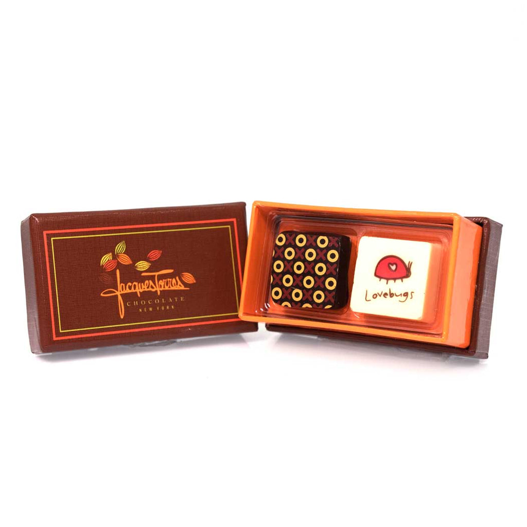 Wedding Favor 2pc (10 count) – Jacques Torres Chocolate