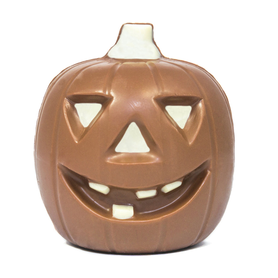 Milk Chocolate Jacques O Lantern