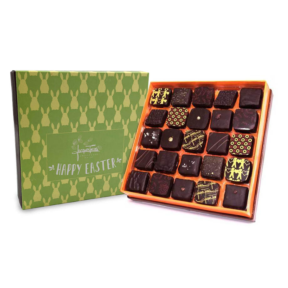 Dark Chocolate with Easter Sleeve by Jacques Torres