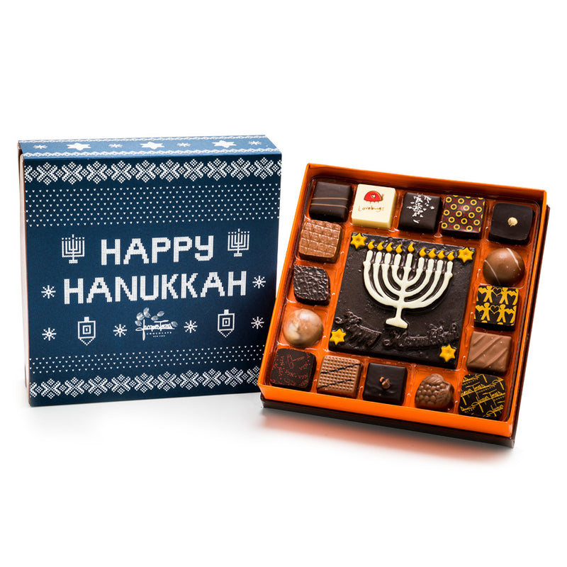 Jacques' Happy Hanukkah Bonbons by Jacques Torres