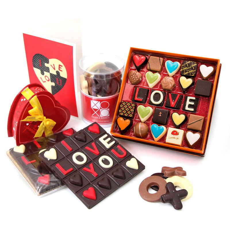 Jacques Torres Happily Ever After Valentines Bundle by Jacques Torres