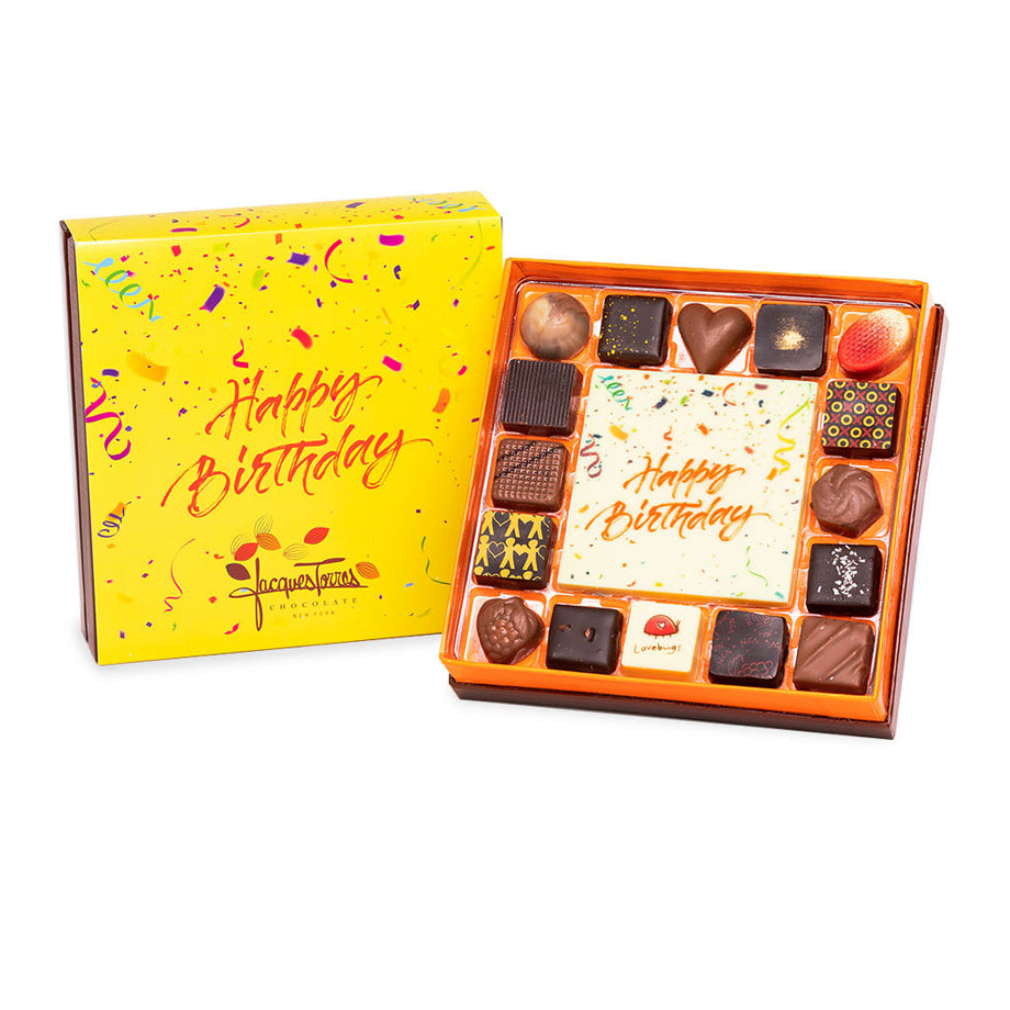 Jacques' Choice Happy Birthday Bonbons by Jacques Torres