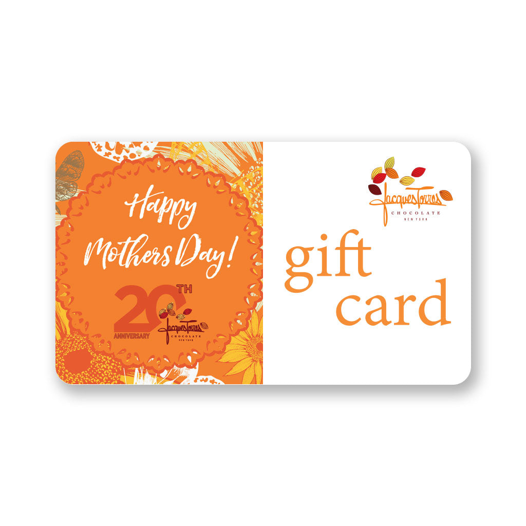 Mother's Day Gift Card by Jacques Torres